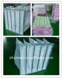 Волокно фильтра карманн воздушного фильтра HEPA (3, 5, 6, 8, 10bags) синтетическое с карманным фильтром