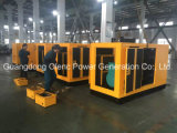 Generadores de potencia silenciosos de Cummins 4BTA con el alternador de Stamford para las ventas Filipinas