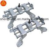 4 adaptador de Adaptar del adaptador de la abrazadera del alineador de la rueda de la alineación de rueda de cuatro puntas para el alineador Jt003 de la rueda de la alineación de rueda