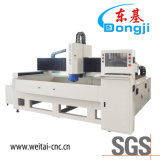 CNC van de hoge Precisie de Oppoetsende Machine van de Rand van het Glas voor het Meubilair van het Glas