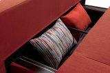 Multifunctional ajustar a base do sofá da sala de visitas do braço