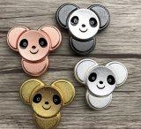 5 brinquedos do girador da inquietação da panda bonito dos minutos tri
