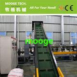 Película plástica del PE del LDPE del alto rendimiento que recicla la línea de máquina de pelletizing