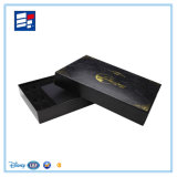 Изготовленный на заказ коробка Carboard бумаги печатание твердая упаковывая для одежды