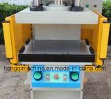 Máquina que corta con tintas de la barra
