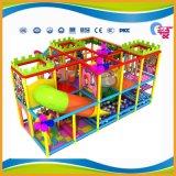 유럽 기준 Trampoline 공원 (A-15332)를 가진 실내 아이 운동장