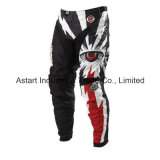 Pantaloni professionali neri della bici della sporcizia dell'attrezzo del MX di motocross (MAP11)