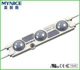 DC12V 1.5W imperméabilisent le module de l'injection DEL pour des panneaux de signe