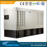 Gerador de potência ajustado de geração Diesel dos geradores elétricos refrigerar de água Genset