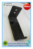 Aço/metal personalizados da precisão que carimba partes com o revestimento profundo do pó