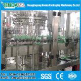 セリウムの証明の満ちるキャッピング機械を洗うビール瓶