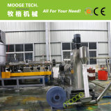 полиэтиленовые пакеты рециркулируя окомкователь подвергают цену механической обработке