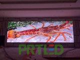500*500mm 위원회 (P3.91, P4.81)를 가진 정면 뒤 접근 실내 옥외 LED 영상 벽
