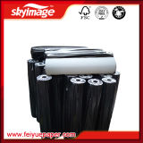 documento di trasferimento asciutto rapido di sublimazione del rullo di larghezza di 90GSM 1270mm per stampa di sublimazione