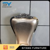 中国の製造業者のステンレス鋼の食堂の椅子