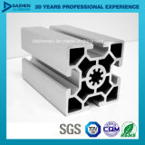 Produto de alumínio industrial 6063 T5 da construção do perfil da extrusão
