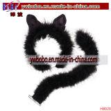 Halloween-Geschenk-Gleichheit-Krawatten-Polyester-Gleichheit-Nylongleichheit (H8025)