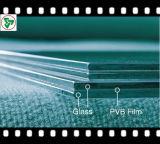 vidro laminado Tempered curvado curvado liso de 3-42.3mm para o edifício