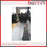 El calor duradero de la buena calidad resiste el material para techos acanalado del metal de hoja