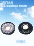 40mm 32ohm 19u Ohr-Lautsprecher mit RoHS
