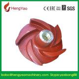Турбинка насоса Slurry минирование минеральный обрабатывать центробежная