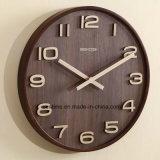 Часы стены самомоднейшей конструкции выдвиженческие модные