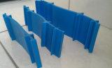 Arrêt de l'eau de PVC pour le joint de construction