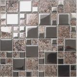 Mosaico de cerámica colorido, mosaico del vidrio cristalino (FY4823Q)