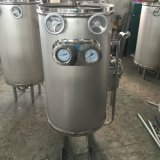 Тип одобренный Ce катушки машина пастеризации молока
