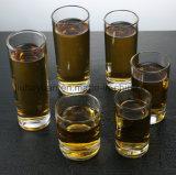 Taza de cristal simple 300ml de té de la taza de café de la taza de la taza de alto grado transparente de la leche