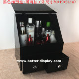 De acryl Fabriek van de Organisator van de Make-up Kosmetische In het groot