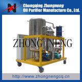 Vacío engranaje de la máquina del purificador de aceite chino para impureza Filtro y Agua