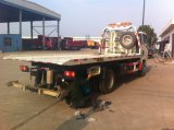 Sinotruk HOWO 25t 복구 트럭 견인 트럭 도로 구조차 트럭