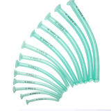 Desechable de la vía aérea nasofaríngea médico de PVC