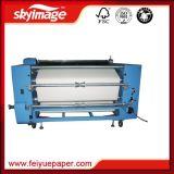 macchina di scambio di calore del timpano del rullo di 420*1.7m per stampaggio di tessuti di sublimazione