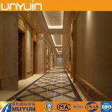 Plancher en pierre commercial de vinyle de PVC