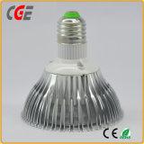 Bulbo claro do diodo emissor de luz do projector do diodo emissor de luz PAR30 do diodo emissor de luz