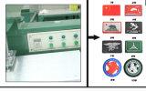 Tipo do silicone da etiqueta do silicone que dá forma à máquina com cabeça 6