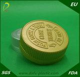 Protezione di plastica impaccante cosmetica all'ingrosso della parte superiore del disco