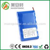batteria di ione di litio di 12V 20ah con 18650 batterie ricaricabili