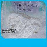 Polvere orale CAS 521-12-0 Mastern del proponiato di Drostanolone per i guadagni del muscolo