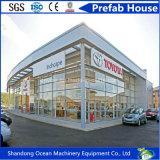 高品質のカスタマイゼーションを用いる安い価格の鉄骨構造の倉庫の研修会