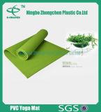 Couvre-tapis épais supplémentaire amical de yoga de PVC de constructeur de couvre-tapis de yoga de PVC