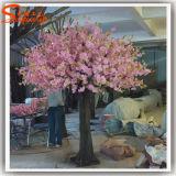 Albero artificiale decorativo personalizzato del fiore di ciliegia della vetroresina