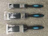 Pennello nero della setola con il servizio di gomma del Regno Unito della maniglia