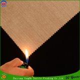 織物の製造業者からの編まれた停電のカーテンファブリックコーティングFrの停電のカーテンファブリック