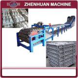 Kettentyp Aluminiumbarren-Gussteil-Maschine mit vollständigem Produktionszweig