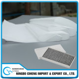 Materiaal van de Filter van de Lucht HEPA van de Doek van de filter het In het groot Vacuüm Auto