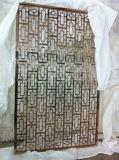 Divisorio degli schermi tagliato laser dei divisori dell'acciaio inossidabile del metallo di disegno del cinese