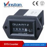 Quarz-industrieller Kostenzähler System Wechselstrom-220V